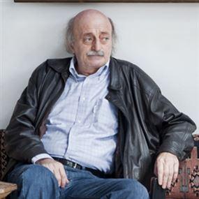 جنبلاط: كلنا مروان حماده!