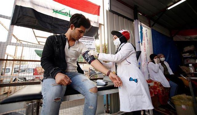 """أول إصابة بـ """"كورونا"""" في بغداد"""