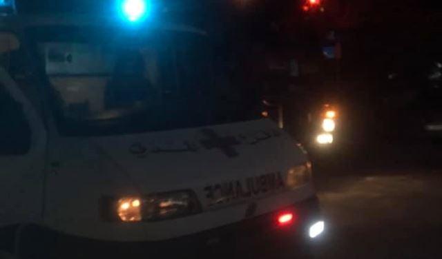 بالصور: حريق داخل شقة في البترون وإنقاذ 3 مصابين