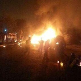 النصرة: تفجير حاجز حزب الله تم بواسطة عبوة ناسفة