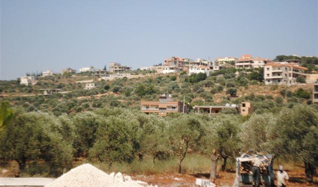 """""""خطأ"""" لبناني على الحدود يؤدي الى توترٍ مع إسرائيل"""