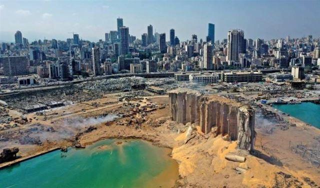 50 ألف طن من القمح إلى بيروت