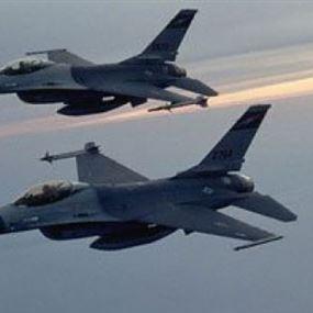 5 طائرات اسرائيلية معادية خرقت الاجواء اللبنانية