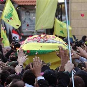 بالأسماء..  حزب الله يستعيد 3 جثامين لمقاتلين سقطوا في حلب