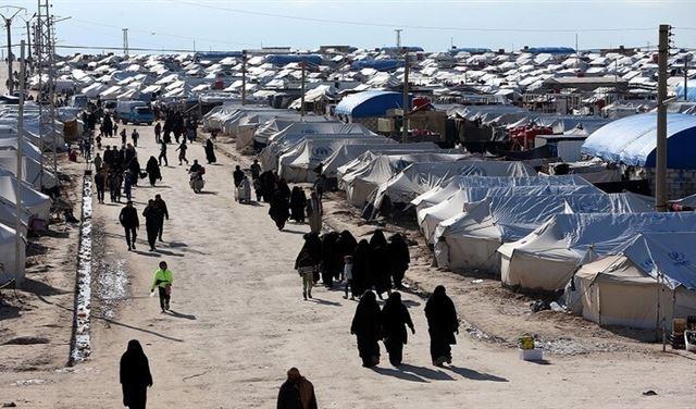 منذ مطلع العام... حصيلة القتلى داخل مخيم الهول السوري