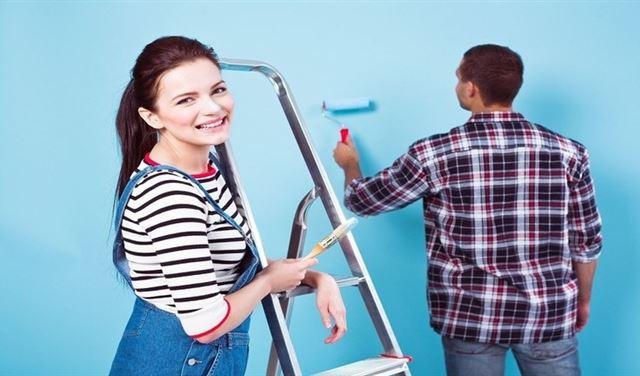 ألوان جدران منزلك تؤثر على حرارة جسمك