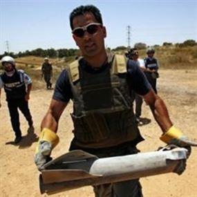 سقوط صاروخين في اسرائيل بعد اطلاقهما من سيناء