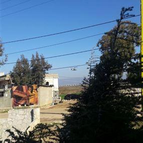 تحليق 3 مروحيات سورية وروسية فوق الحدود اللبنانية