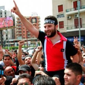 اصابة شادي المولوي في كمين للجيش في طرابلس