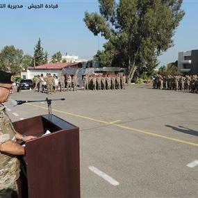تقديم التهاني للعسكريين لمناسبة عيد الأضحى المبارك