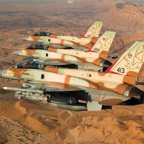 إسرائيل تنشر خارطة أهداف لضربها في لبنان