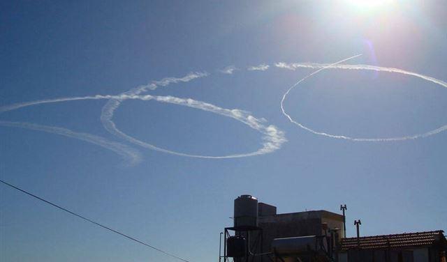 خروقاتٌ جوية للطيران الإسرائيلي في سماء لبنان