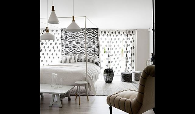 من اروع افكار غرف النوم البيضاء بالصور