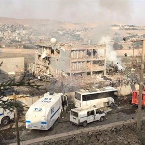 تفجير تركيا: 11 قتيلاً و78 جريحاً.. ويلدريم يتوعّد
