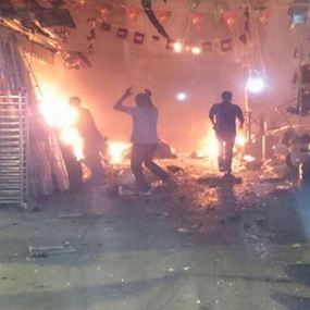 توقيف لبناني لنقله أحد منفذي تفجيري برج البراجنة