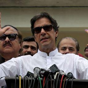 انتخاب عمران خان رئيسا لحكومة باكستان
