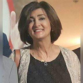 سكارلت حداد مديرة للوكالة الوطنية!!