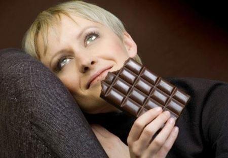 الشوكولاته تحافظ علي صحة القلب
