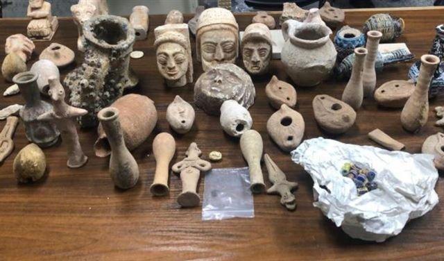 """60 قطعة أثرية مهرّبة في """"حقائب مسافرين"""" الى إستراليا!"""