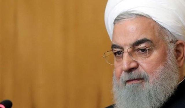 بعد اتهامه بتعاطي المخدرات... التلفزيون الإيراني يعتذر من روحاني