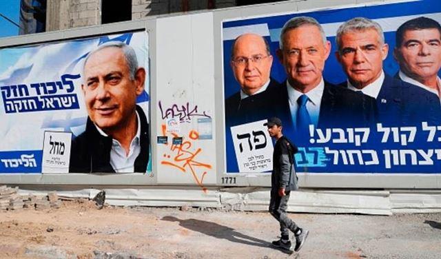 انتخابات نيابية ثالثة في إسرائيل