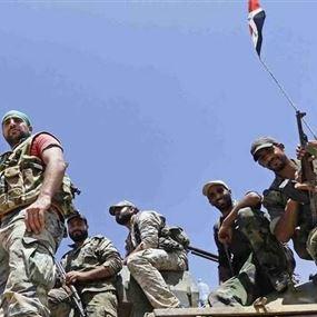 البنتاغون: قوات الجيش السوري وصلت فعلا إلى ضفة الفرات الشرقية!!