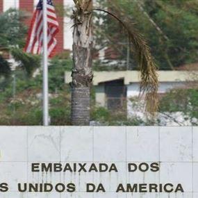إصابة دبلوماسية أميركية بطلق ناري