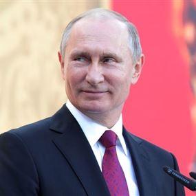 بوتين يشكر العسكريين الروس على بسالتهم في سوريا