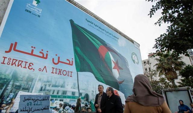 بدء الانتخابات الرئاسية في الجزائر