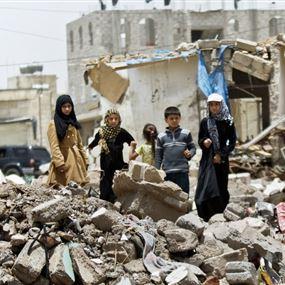 الصليب الأحمر: ما الحياة في اليمن الآن سوى موت ودمار وجوع