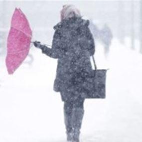 الطقس سيتحول: عواصف رعدية وثلوج.. والذروة في هذا الموعد!