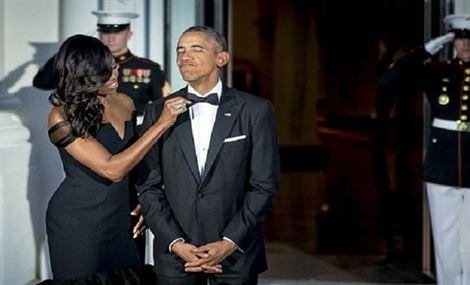 ماذا كشفت ميشيل أوباما عن زوجها؟