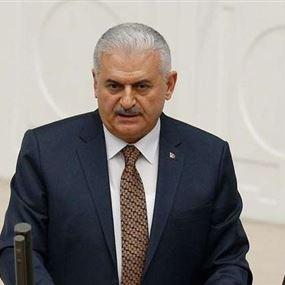 يلدريم: أردوغان مرشح حزب العدالة والتنمية لانتخابات الرئاسة