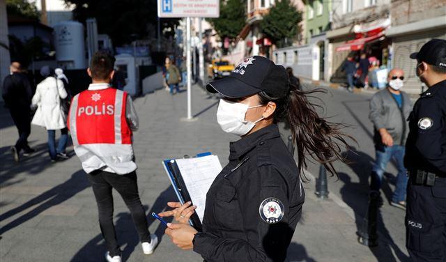 حزمة تدابير تركية قاسية لمكافحة كورونا
