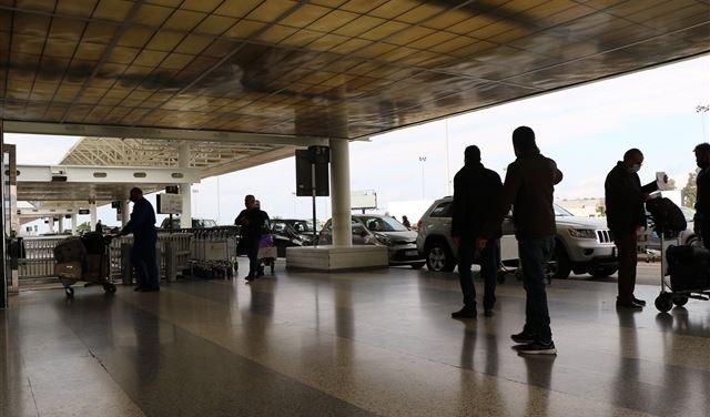 جهازُ أمنِ المطار يوضحُ ما حصل اليوم!