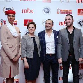 """خاص بالصور-""""STARS ON BOARD"""" تطلق رحلتين بحضور نجوم العالم العربي ولبنان!"""