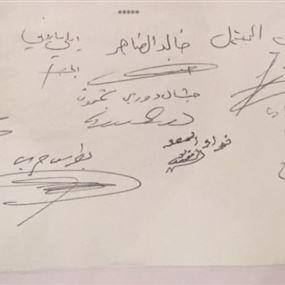 الكتائب سيحترم قرار المجلس الدستوري..