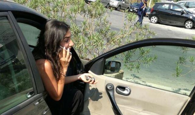 خاص-سيدة لبنانية تتعرض للسرقة في ضبيه بوضح النهار!