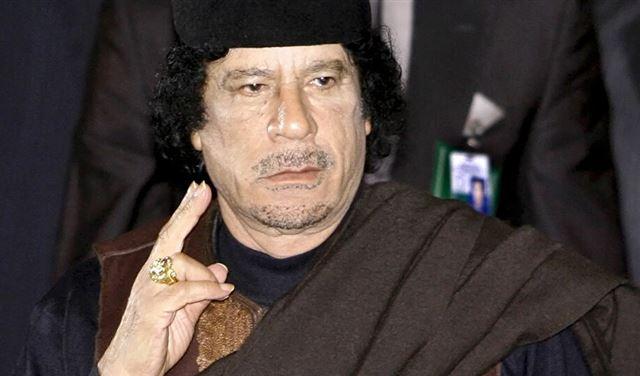 تفاصيلٌ جديدة حول مقتل معمر القذافي...