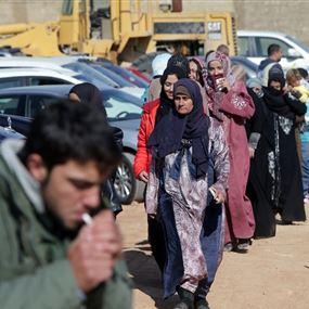 اللجوء السوري: آخر ضربة معلم في خريطة الشرق الأوسط الجديد!