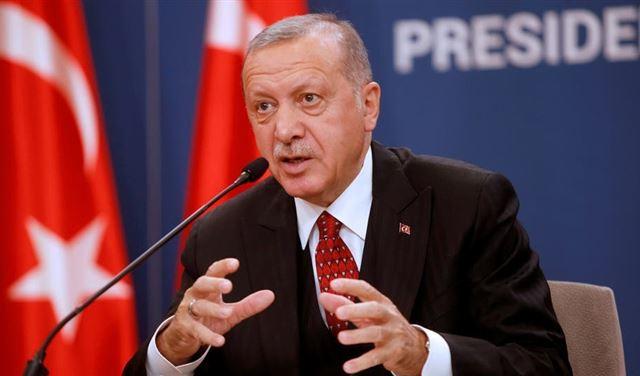 أردوغان رمى رسالة ترمب في سلة المهملات