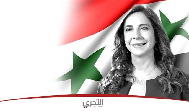 بشار الأسد ينصاع لأوامر أميركا و يتفشَّش بالعلم اللبناني: زينة عكر في
