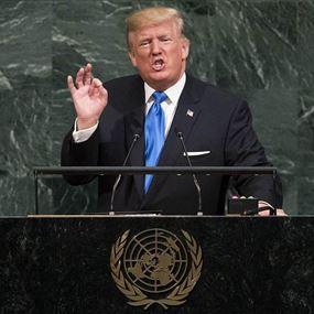 """""""تحريف"""" طال كلام ترامب حول التوطين.."""