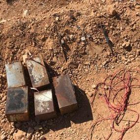 بالصور والفيديو.. تفجير 6 عبوات ناسفة من مخلّفات الارهابيين