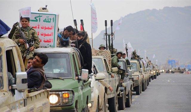 """""""أنصار الله"""" تلحق خسائر بقوات يمنية ودبابة سعودية"""