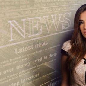 مفاجأة جيسيكا عازار: لن تقدّم الأخبار.. فهل ستُصبح وزيرة ؟