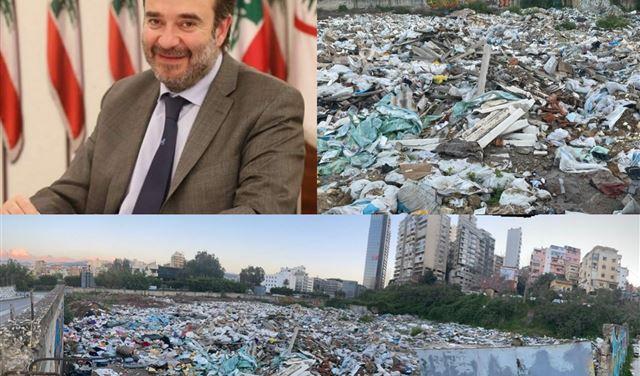 بعد 8 أشهر على انفجار المرفأ: مواد مسرطنة في الأشرفية ووزارة البيئة
