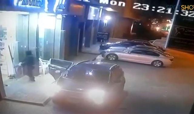 بالفيديو: سطو مُسلّح على صيدلية في تمنين