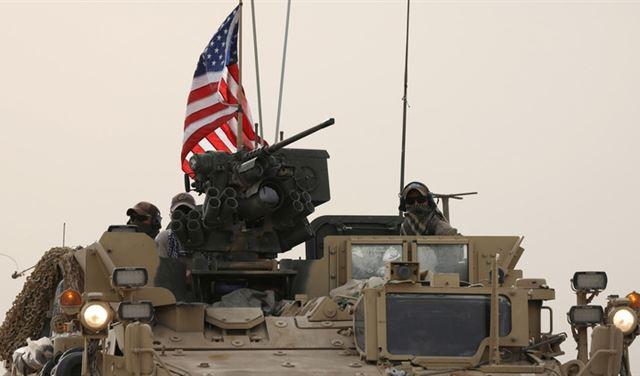 إعلان بقاء القوات الأميركية في سوريا