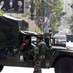 ضمن خطة امنية.. الجيش يستحدث مراكز  ثابتة في حورتعلا